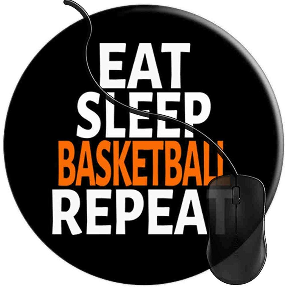 Coma Dormir Baloncesto Repetir Baloncesto Alfombrilla de ratón ...