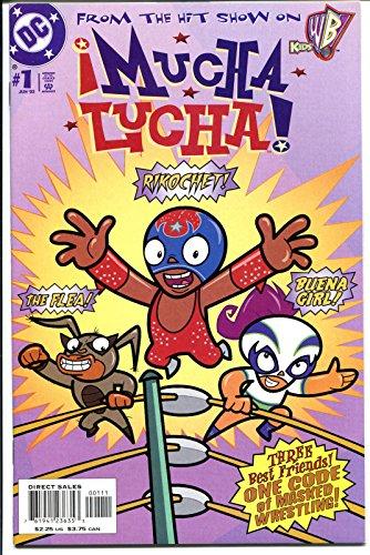 the flea mucha lucha