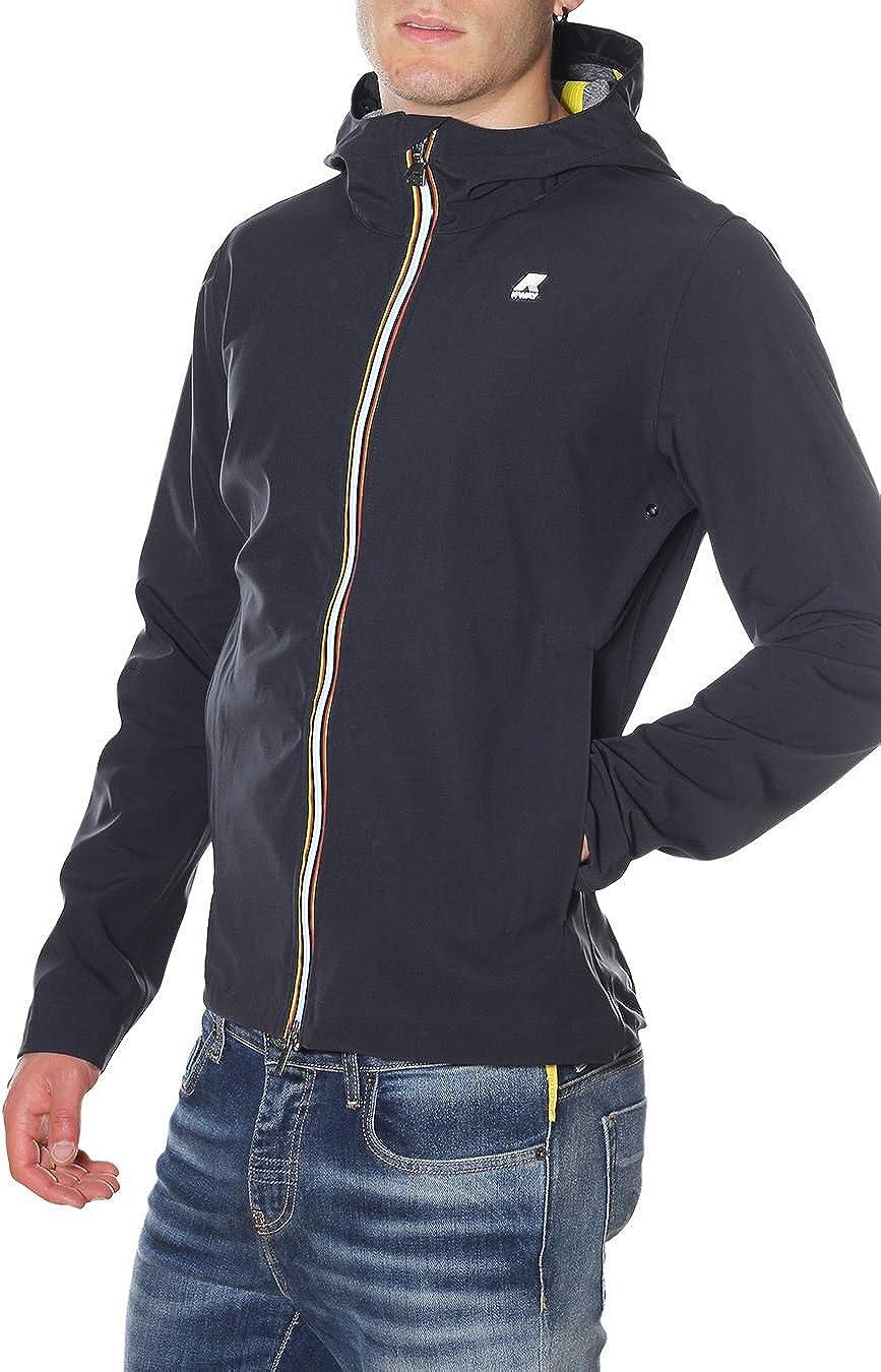K-Way Giacca Uomo Jack Bonded Jersey K007LV0 PESN MainApps