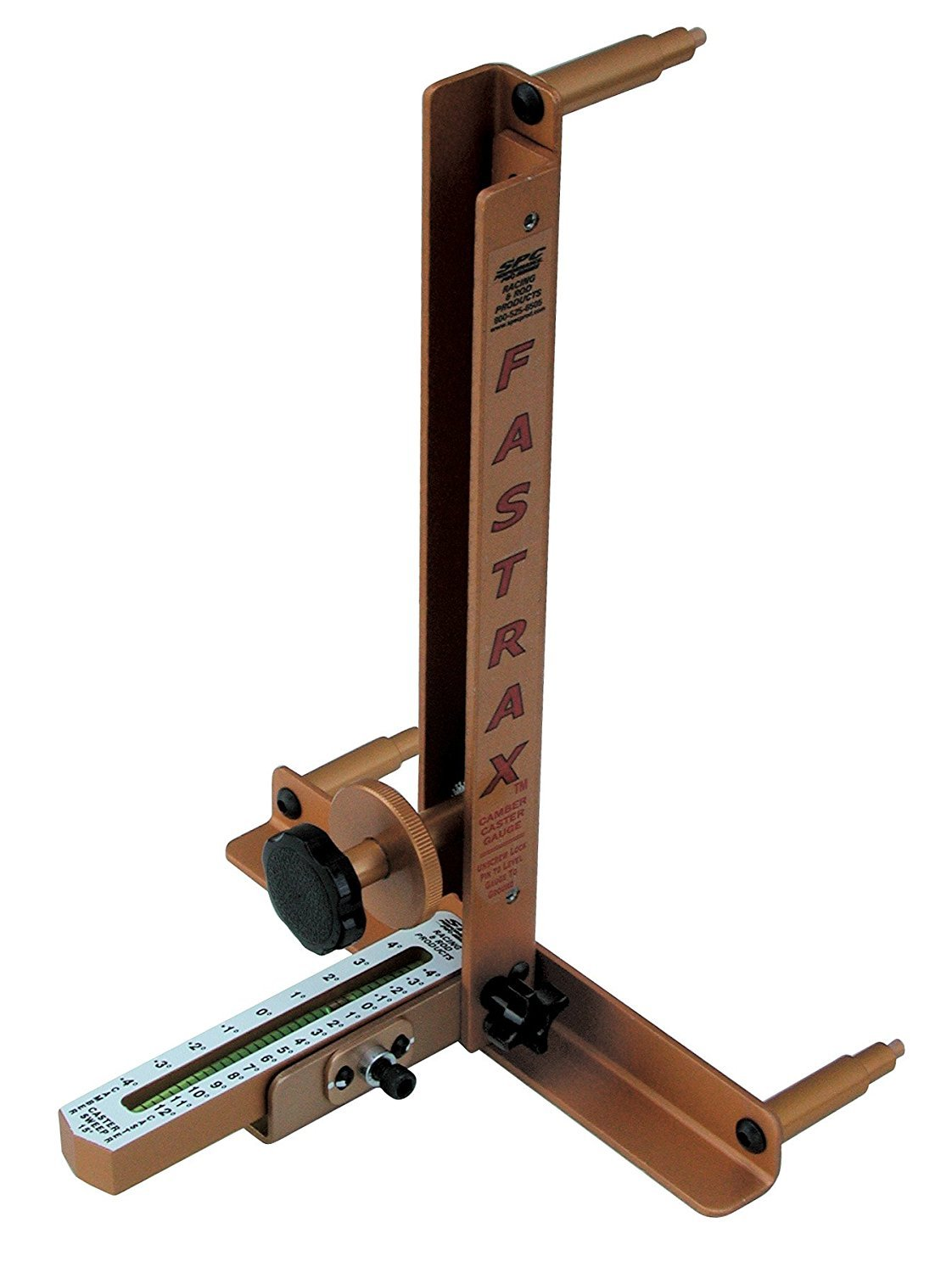Specialty Products Company 91010 FasTrax Camber/Caster Gauge for Wheels from 17'' to 22''
