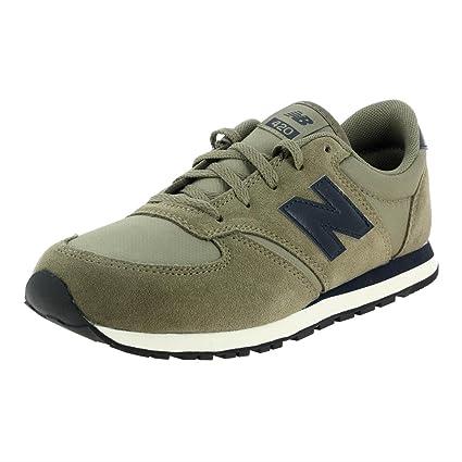 New Balance kl420nuy Sneaker niños, olivdunkelblau, 7,0 US