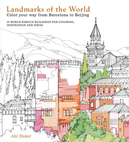 Put your own creative spin on renowned architectural masterpieces! Landmarks of the World lets you color in famous religious buildings, museums, seats of government and commerce, castles, and more across Africa, the Americas, Asia, Australia, and ...
