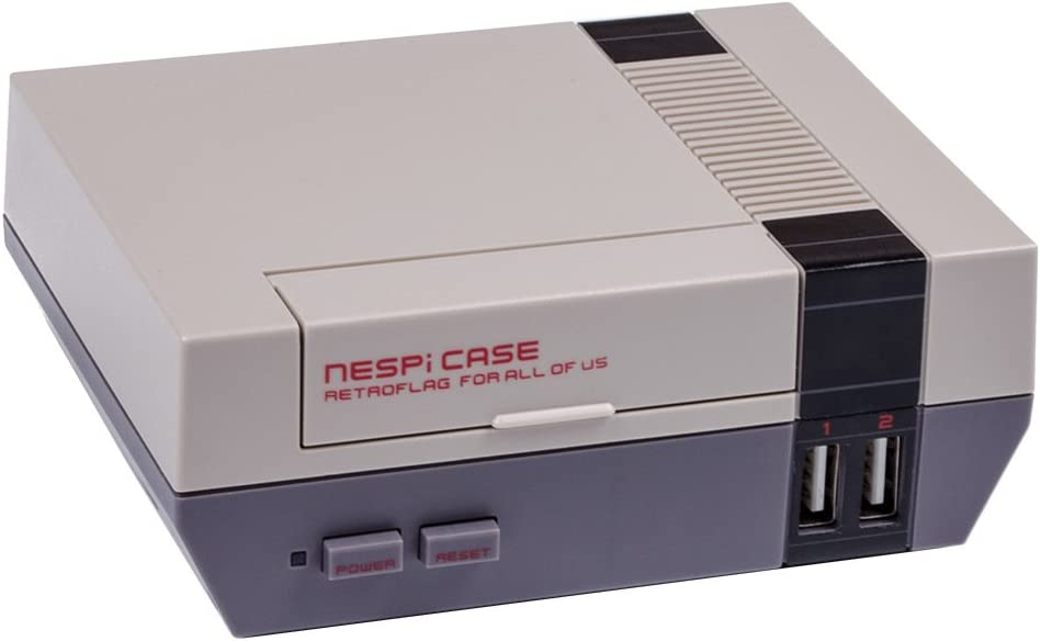 Raspberry Pi Nes Nespi Retroflag Case For Raspberry Pi Computers Accessories