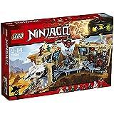 LEGO DUPLO Samurai X Cave Chaos - building sets (Boy, Multicolour)
