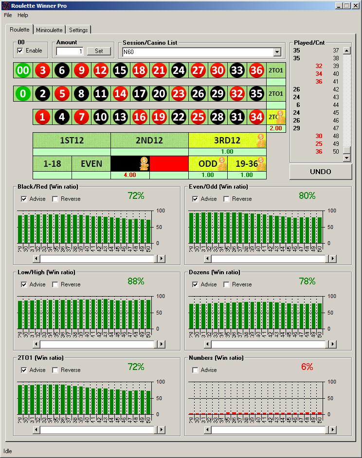 Roulette software download libro el metodo neil strauss online