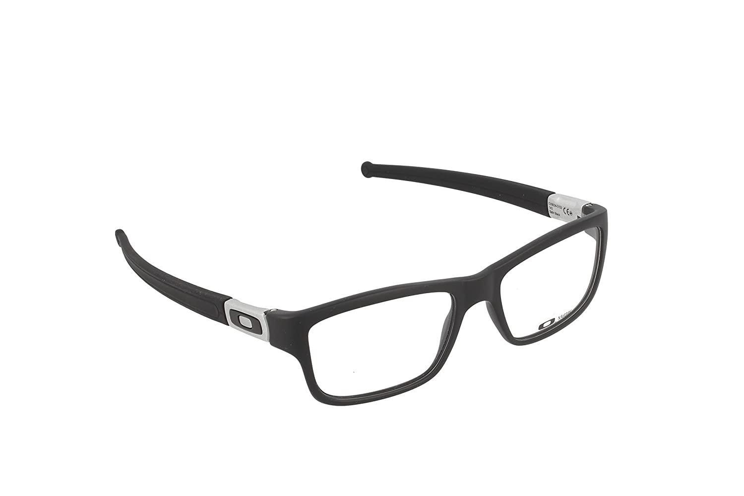 6762ba6b1f Amazon.com  Oakley Marshal OX8034-0153 Eyeglasses Satin Black Clear Demo 53  17  Shoes