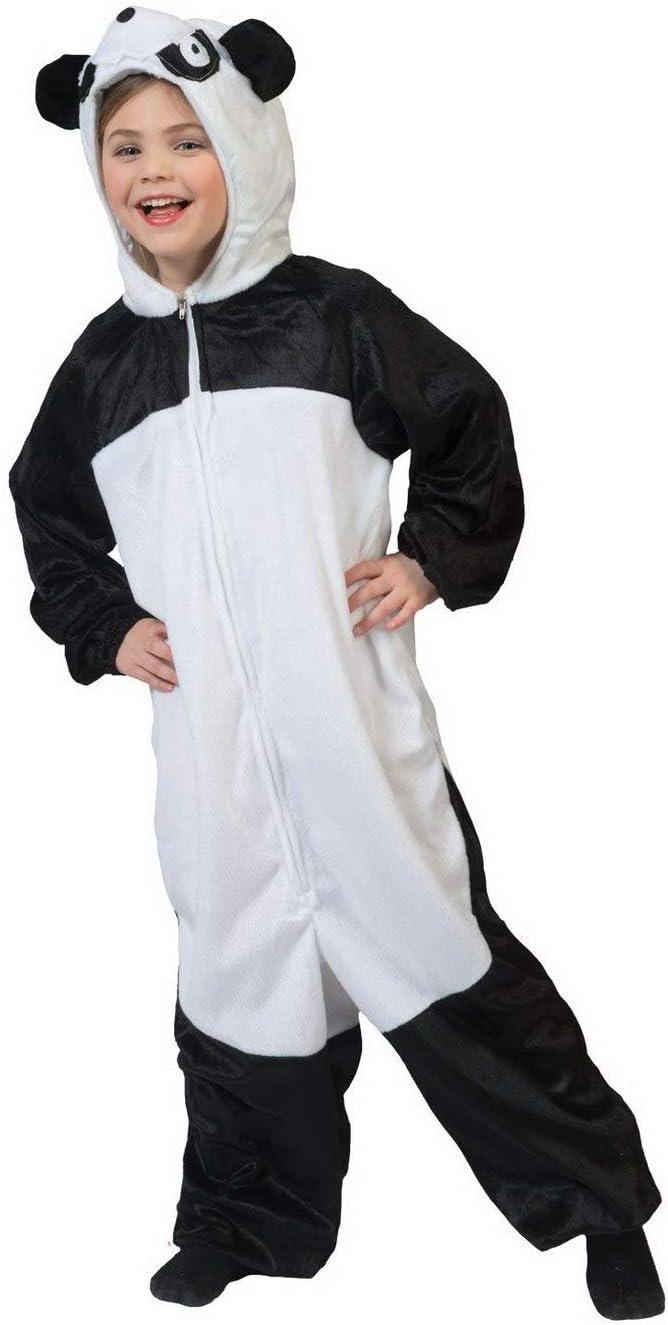Halloween enia – Disfraz de Oso Panda de Peluche, Mono de una Sola ...