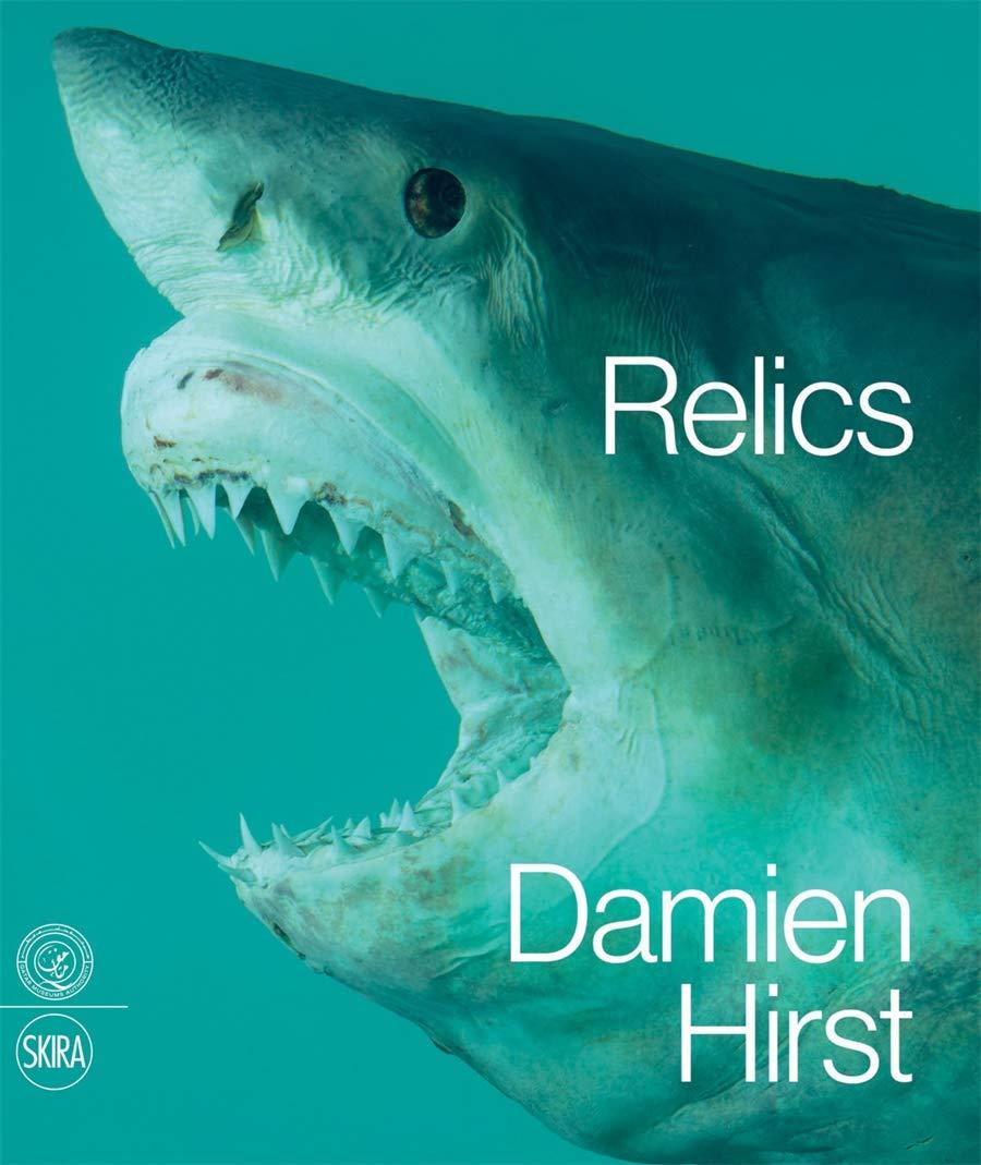 Damien Hirst Relics Amazon Co Uk Francesco Bonami 9788857220741 Books