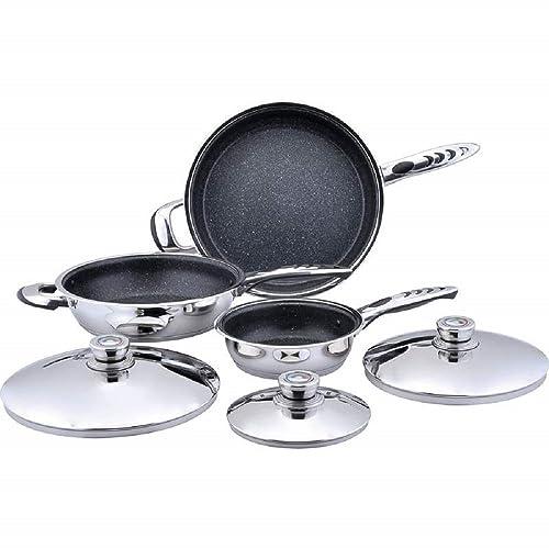 Amazon.com: Preciso calor 6 piezas, pesado calibre acero ...