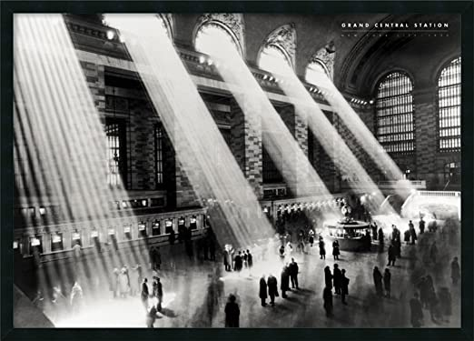 Grand Central Station Chandeliers Print Modern New York City Photography Office Wall Decor Manhattan Print Metropolitan Art Print