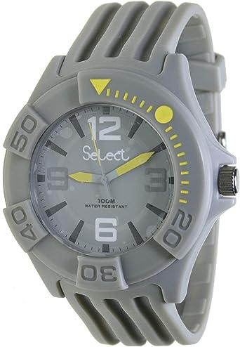 Select Tc-30-24 Reloj Analogico para Niño Caja De Resina Esfera ...