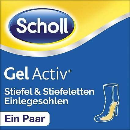SCHOLL gelaktiv Plantilla para usted, botas y Botines