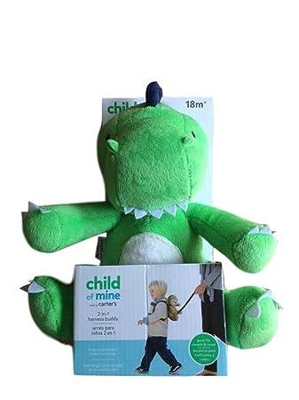 Amazon.com : Dinosaur Toddler Leash Harness Boy 2 in 1 Travel ...