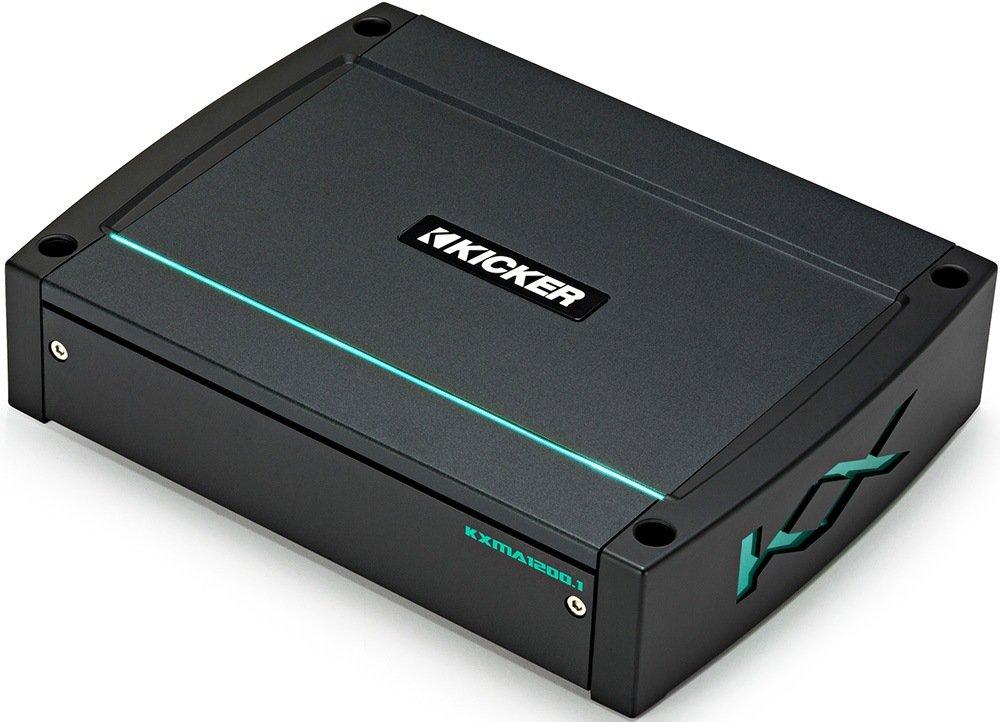 Kicker kxma12001 kxma1200.1 1200-watt Mono clase D amplificador de Subwoofer: Amazon.es: Electrónica