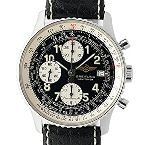 Breitling Navitimer II automatic-self-wind mens Watch A13022.1 (Certified Pre-owned)
