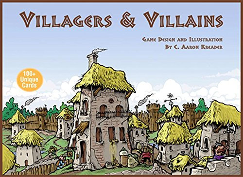 Studio Games S9G10004 Villagers Villains product image