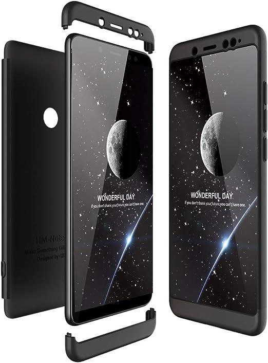 JMGoodstore Funda Compatible Xiaomi Redmi Note 5 Pro,Carcasa Redmi ...