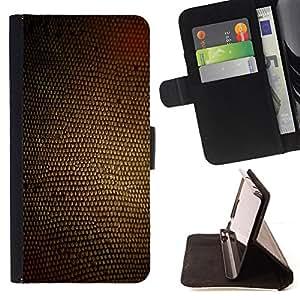 Jordan Colourful Shop - texture brown material design textile For LG G3 - < Leather Case Absorci????n cubierta de la caja de alto impacto > -