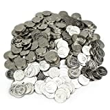 Brybelly GSLO-001*500 500 Count Cherry Slot Machine Tokens