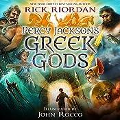 Percy Jackson's Greek Gods | Rick Riordan
