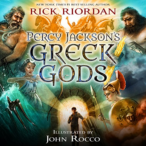 Pdf Science Fiction Percy Jackson's Greek Gods