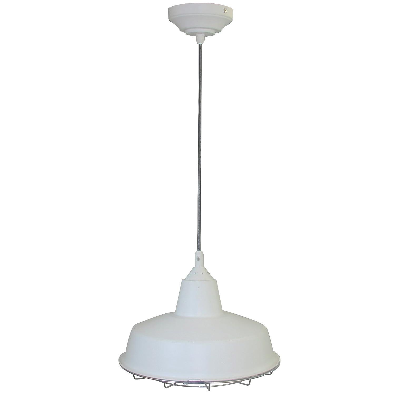 Sunlite LFX//CS//BL//E//D//30K 13W 120V Led Utility Ceiling Shades Fixture Black Finish Sunshine Lighting