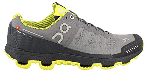 Zapatillas On Running Cloudventure, color gris azufre, color, talla 14 UK: Amazon.es: Deportes y aire libre