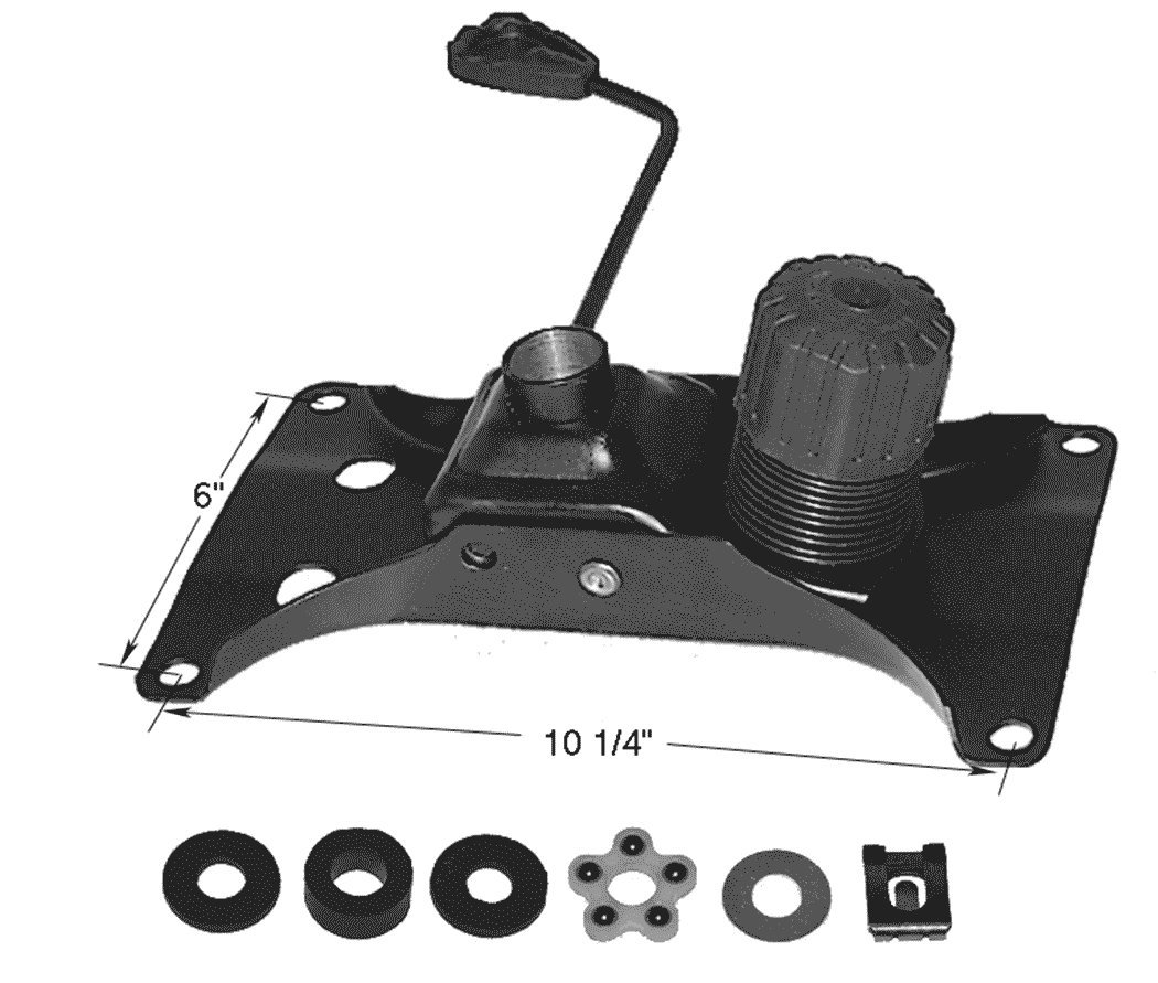 Amazon 3318G Replacement Office Chair Tilt Control Mechanism And FREE Bearing Kit Kitchen Dining