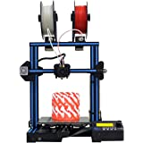 GIANTARM-GEEETECH A10M 3D Printer with Dual Extruder,Mix-Color Printing, Filament Detector and Break-resuming Function, 220×220×260mm