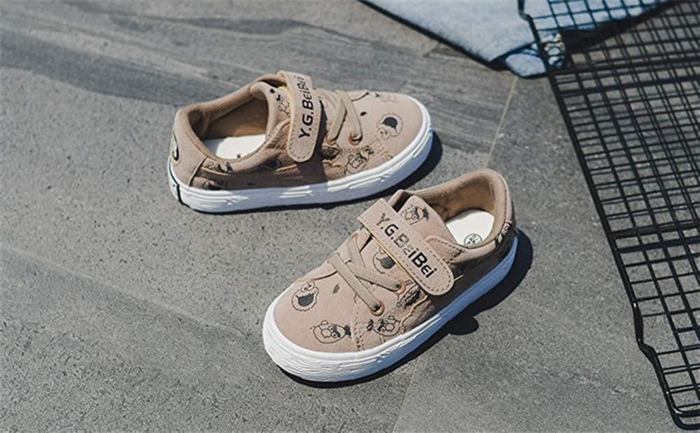 Toddler//Little Kid//Big Kid cici shoes Unsix Kids Boys Girls Canvas High Top Gym Shoes Trainers Sneakers