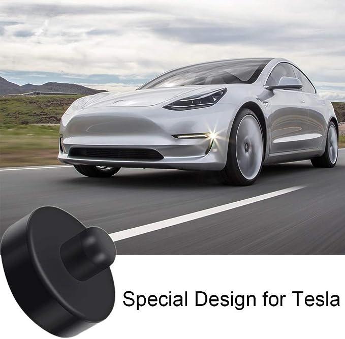 Wagenheber Pads Kompatibel Mit Tesla Model 3 Ersatzteil Sicheres Heben Des Fahrzeugs Schützt Das Chassis 4 Stück Auto