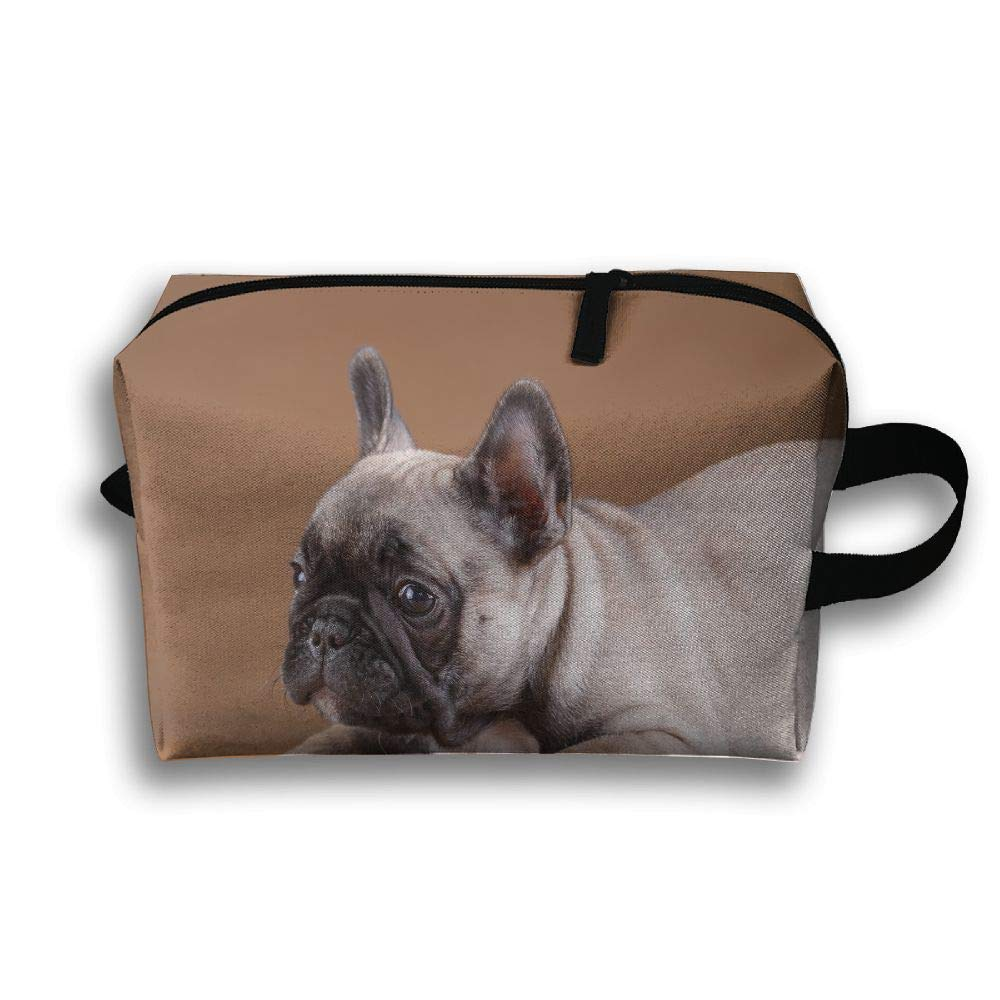 Amazoncom French Bulldog Dogs Puppy Small Travel Toiletry Bag