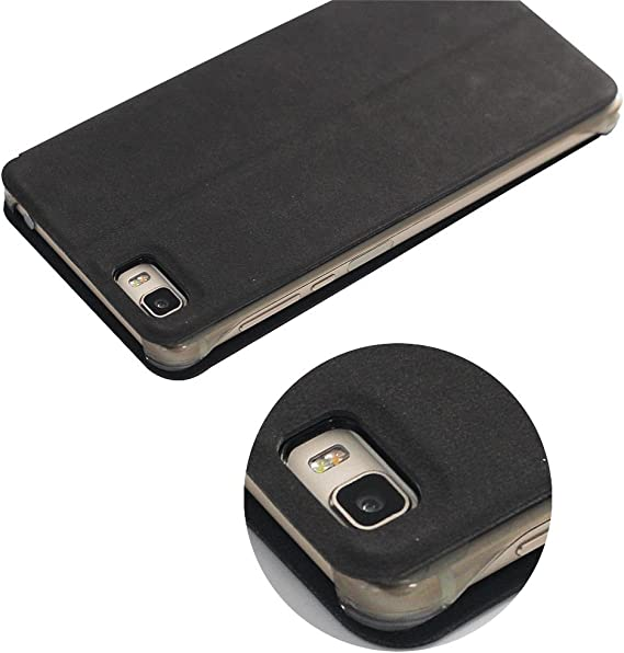 Guran® Funda de Cuero para Ulefone Future Smartphone con Función ...