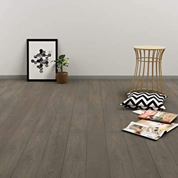 Festnight- PVC Laminat Dielen, Bodenbelag, 4,46 m² ...