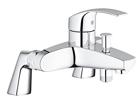 GROHE Eurosmart Mixer Tap for Bath/Shower 33303002 (Imported from ...