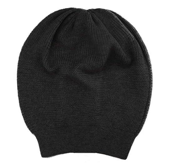 b40e768b36eeb Amazon.com  100% Pure Cashmere Beanie Hat for Women