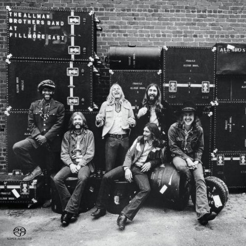 Live At Fillmore East [2 SACD Hybrid] by Allman Brothers Band (2004-05-03)