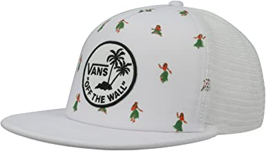 Vans - Surf - Gorra - White: Amazon.es: Zapatos y complementos