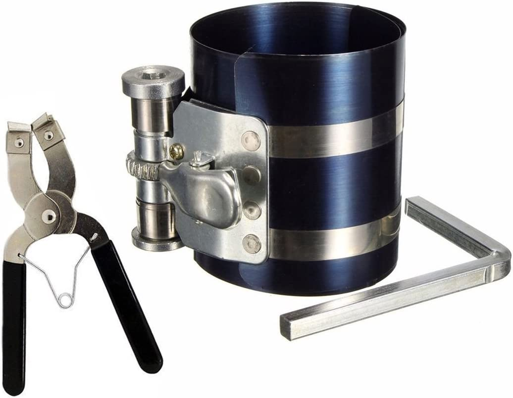 OTC 4838 6-Piece Piston Ring Compressor Set