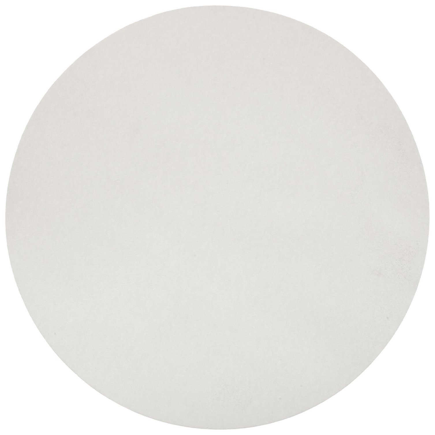 Ahlstrom 6100-2400 Qualitative Filter Paper, 24cm Diameter, 1.5 Micron, Slow Flow, Grade 610 (Pack of 100)