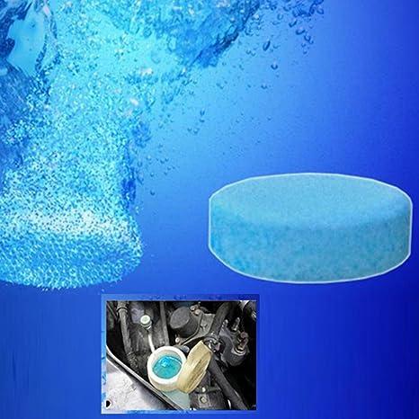 Limpiaparabrisas concentrado para coche, limpiaparabrisas líquido, limpiaparabrisas (12 unidades/2 unidades): Amazon.es: Coche y moto