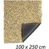 Steinfolie 1,0 m x 2,5m für Bachlauf
