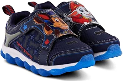 Patrol Chase Marshall Zapatillas Deportivas Con Luz Talla 7 Color Azul Marino Shoes