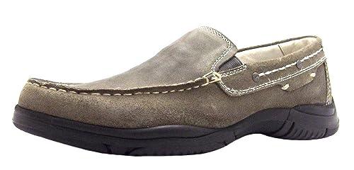 AM Pt Shoes 16 - Mocasines para hombre verde verde, color verde, talla 40.5: Amazon.es: Zapatos y complementos