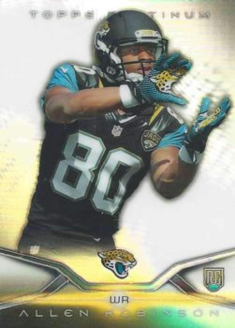 2014 Topps Football #375 Allen Robinson RC Rookie Card Jacksonville Jaguars