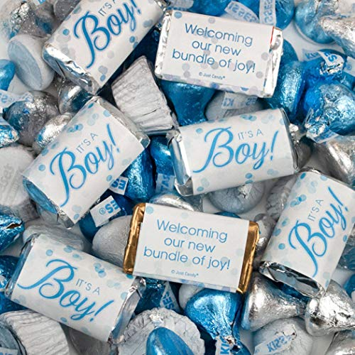 It's a Boy Baby Shower Candy Hershey's Chocolate