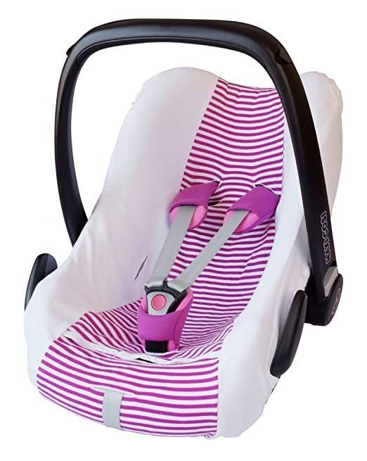 ByBoom® Funda universal para sillita de bebé grupo 0
