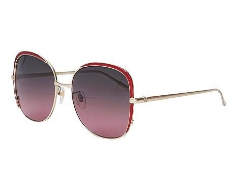 Gucci - Gafas de sol - para mujer Amarillo Gold - Glã€nzend ...