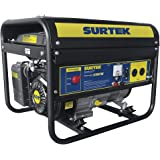 Surtek GG525 Generador A Gasolina, 2.5 KW Máx.