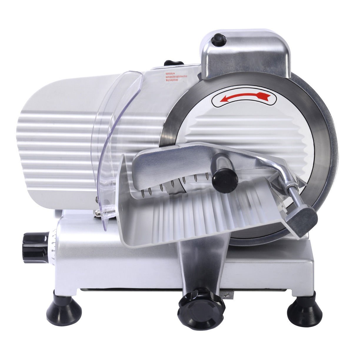 Commercial Meat Slicer Deli Meat Cheese Slicer
